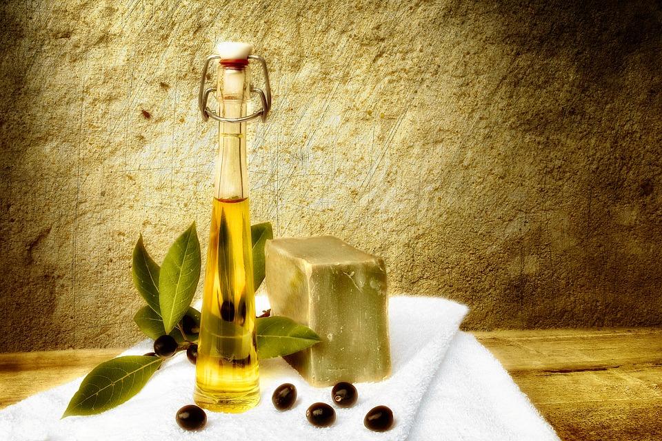 olijfzeep saponem